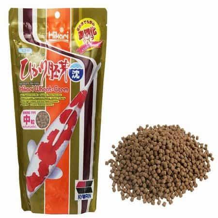 Тонущий корм для кои в гранулах